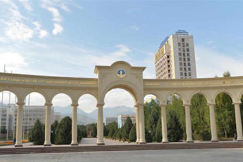 阿尔法拉比大学代表团访华  与中国高新技术企业代表举行会晤