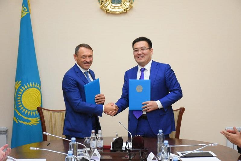 Инвестсоглашение о строительстве крупного тепличного комплекса подписали в Туркестане