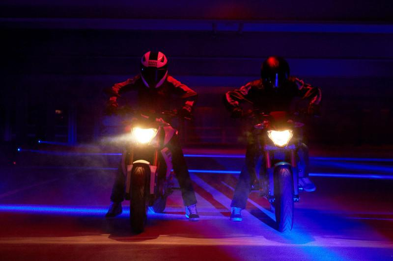 Петропавлда 11 мотоцикл мен скутер айып тұрағына қойылды