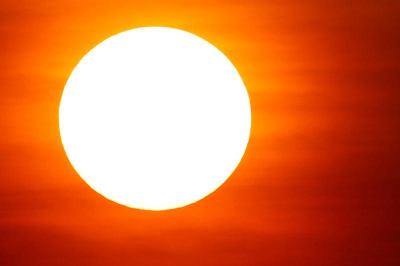 О сильной жаре предупредили жителей Атырауской области