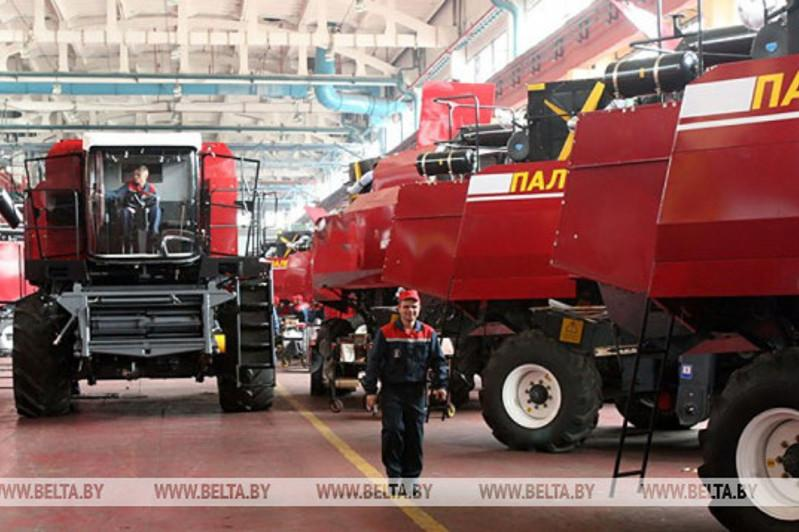 Kazakhstan interested in cooperation with Belarus in mechanical engineering