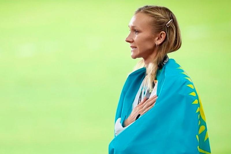 Kazakhstan's Rypakova to compete at 2019 Meeting de Paris