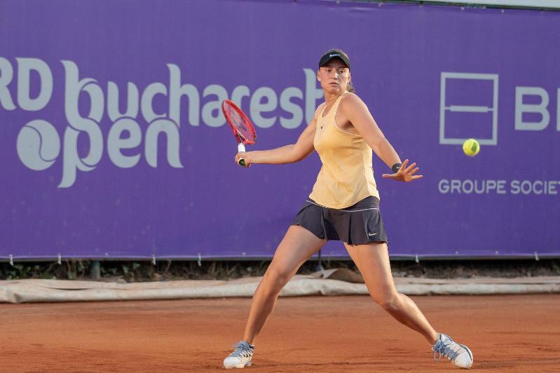 Казахстанская теннисистка пробилась в основную сетку турнира US Open