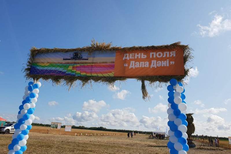Ақмола облысында «Дала дәні» атты халықаралық дала күні өтті