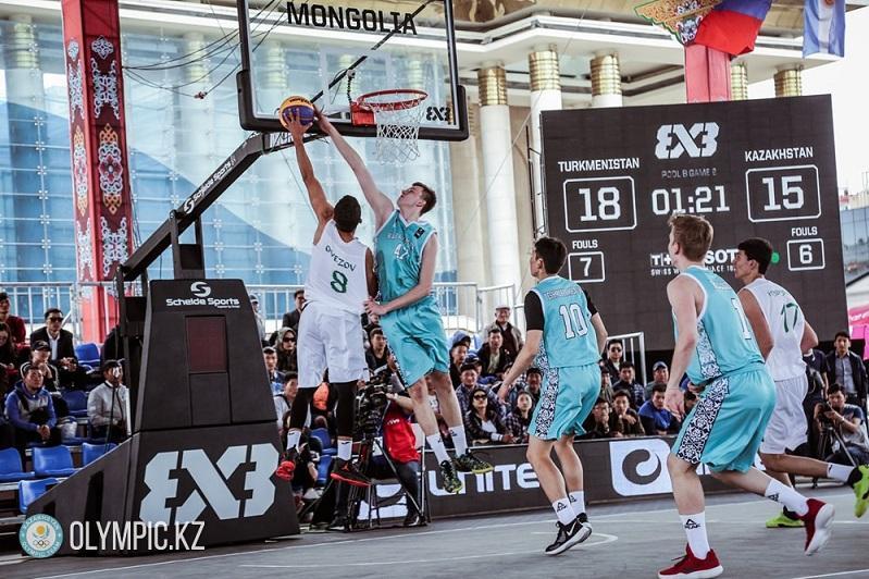 Қазақстан баскетболдан Азия кубогында «күміс» алды
