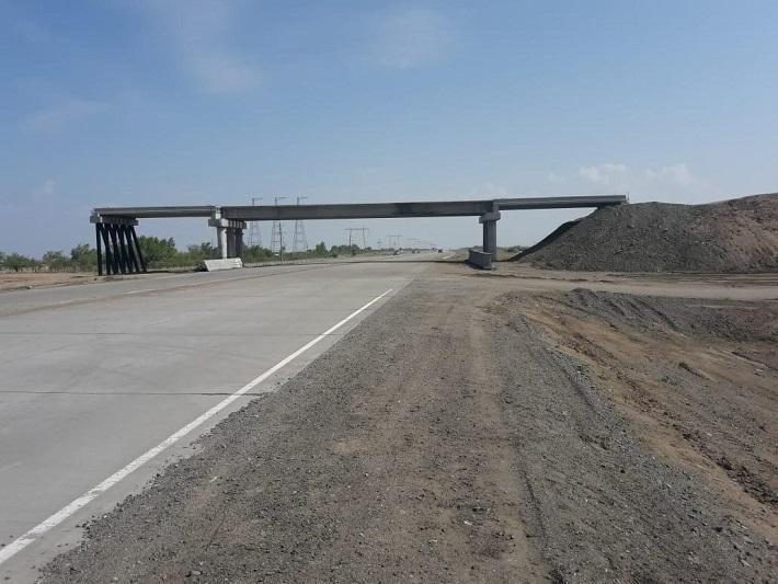 Аварийная ситуация на мосту в Павлодарской области устранена