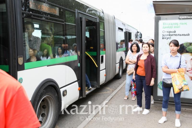15 қыркүйектен бастап Атырау автобустарында жаңа тариф енгізіледі