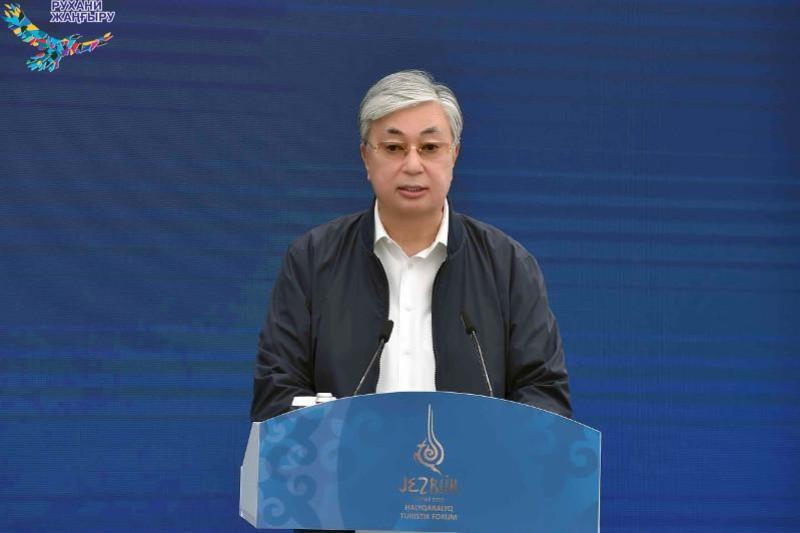 Президент РК: Улытау - священная колыбель казахского народа