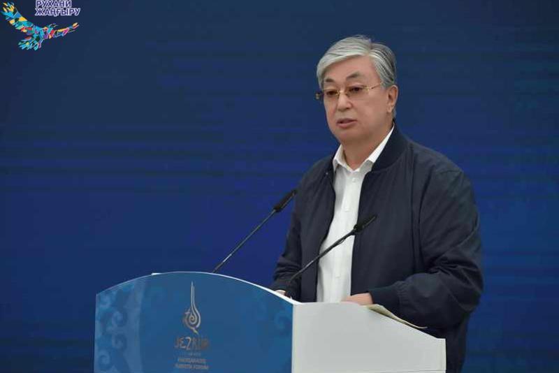 ҚР Президенті: Жошы ханның есімін ұлықтауды міндетті түрде қолға алу қажет