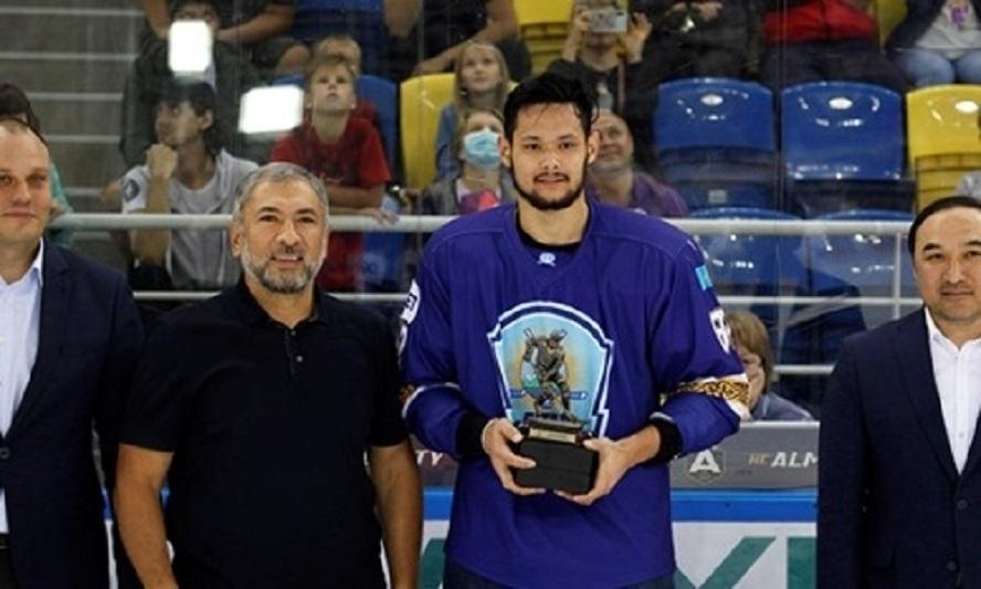 Стали известны лучшие игроки Кубка Казахстана