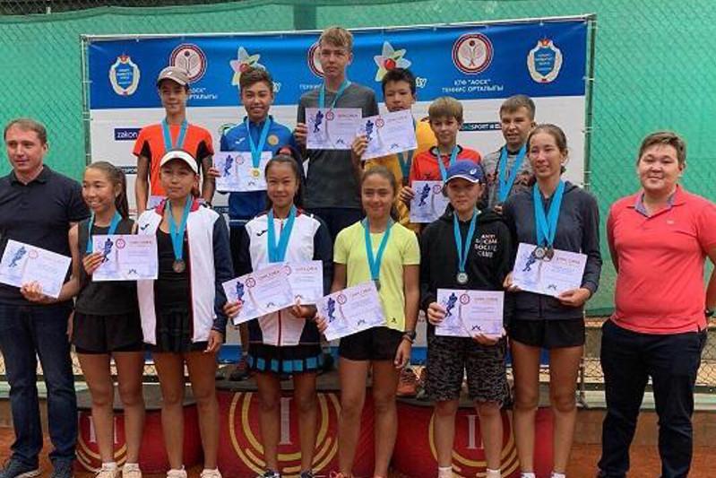 Данир Қалдыбеков Алматыда өткен ATF Junior турнирінде жеңімпаз атанды