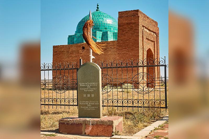 Что известно о сыне Чингизхана Джучи и его мавзолее в Казахстане