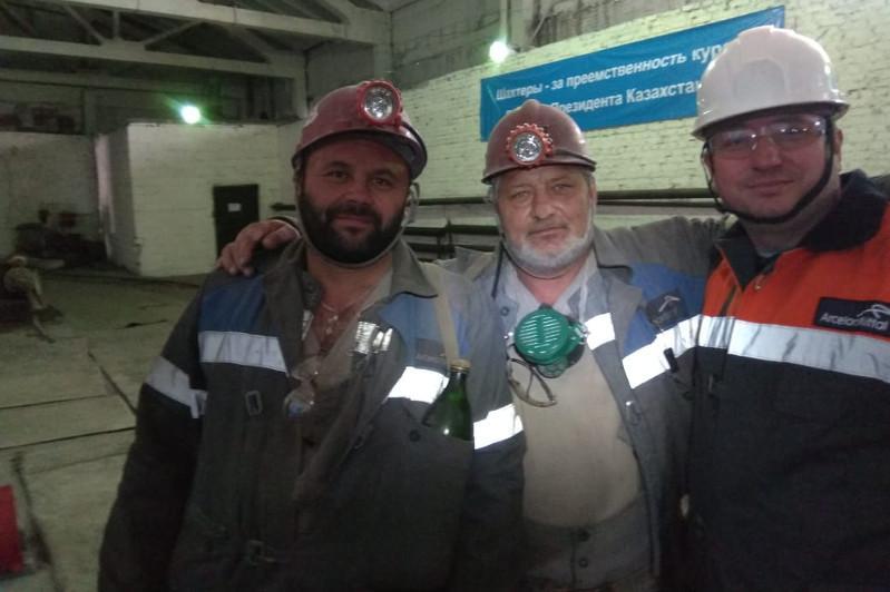 День шахтера: Александр Второв о рабочих буднях под землей
