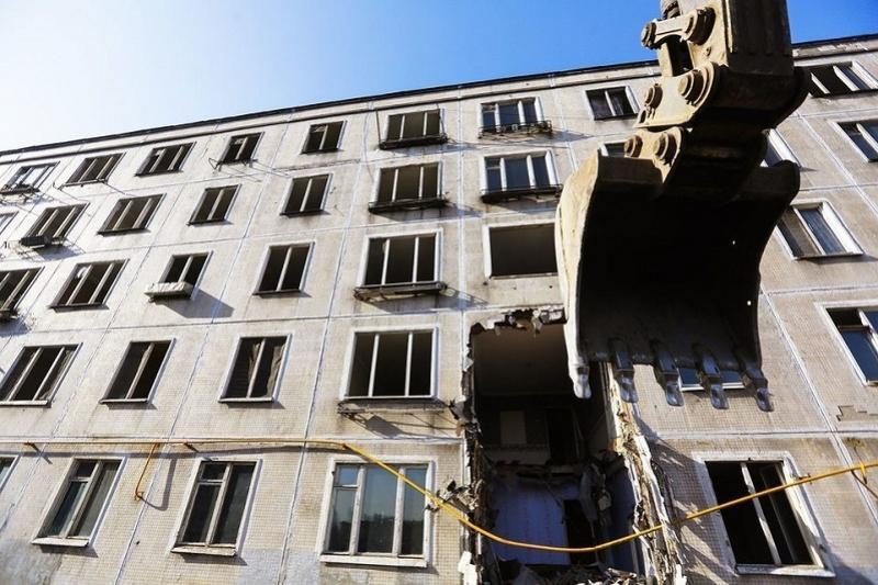 71 дом и 12 общежитий снесут в Атырау
