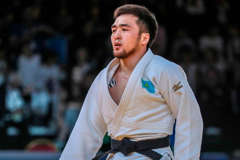 Kazakhstan's Smetov wins bronze at World Judo Championships in Tokyo