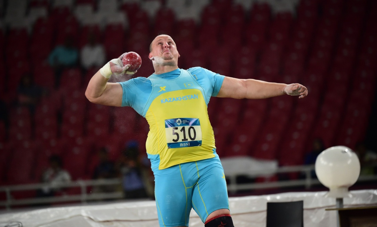 Казахстанский легкоатлет завоевал «золото» в Южной Корее