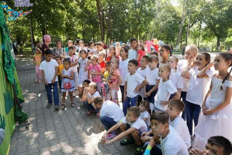 Фестиваль «Otbasy Fest» прошел в Шымкенте