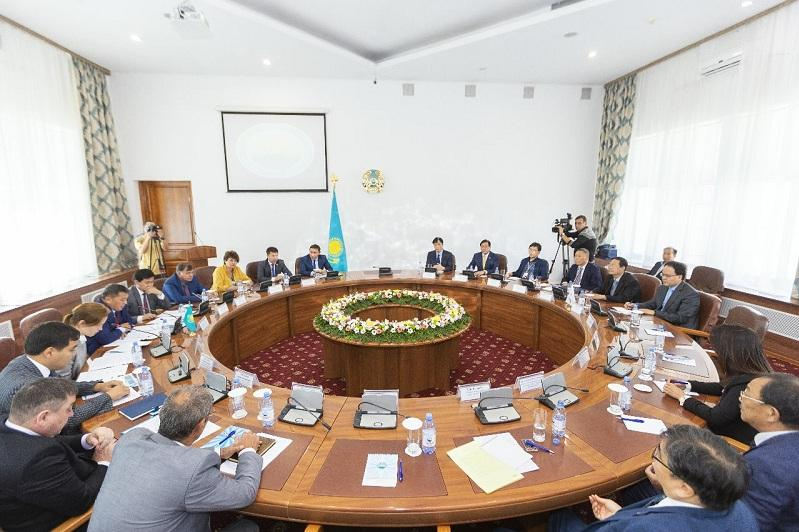 Форум казахстанско-корейского сотрудничества прошел в ВКО