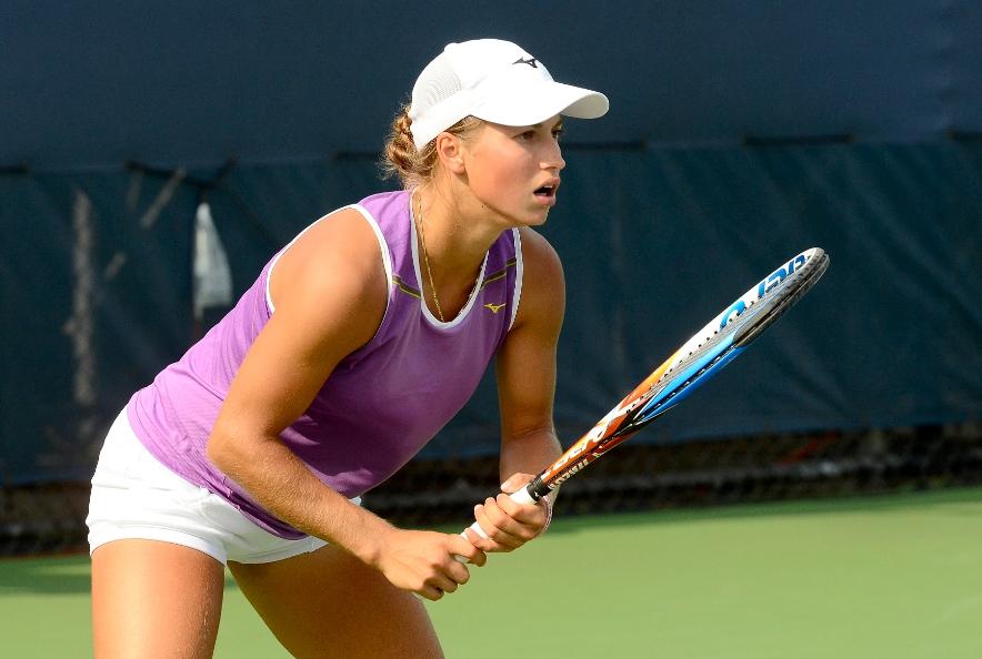 普婷佐娃WTA排名位居第40位