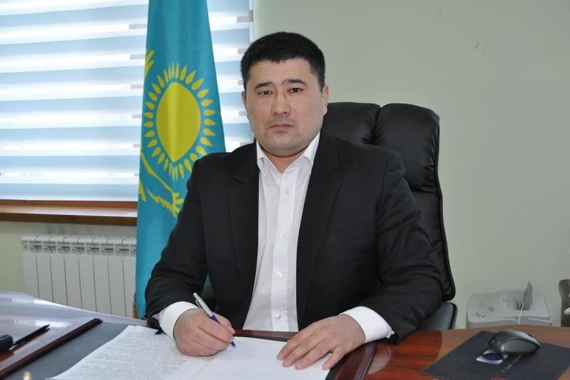 Назначен новый аким Сарыагашского района Туркестанской области