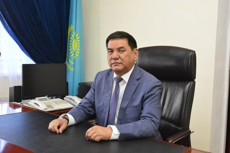 Назначен новый аким Отырарского района Туркестанской области