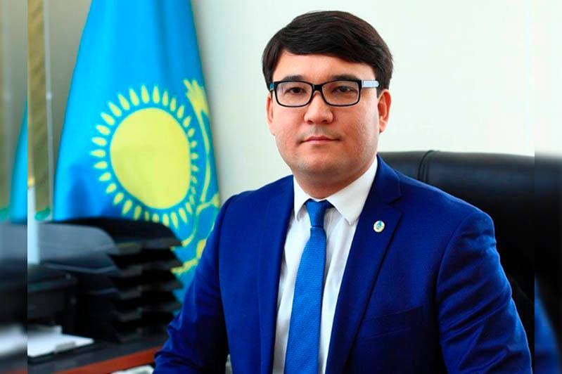Габидулла Оспанкулов назначен секретарем партии «Nur Otan»