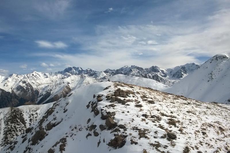 Алматы тауында адасып кеткен төрт турист құтқарылды