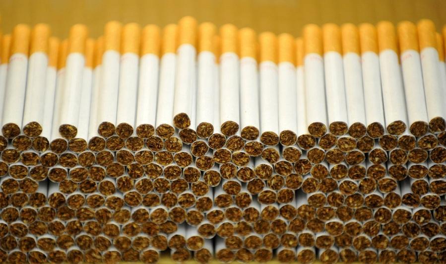 Контрабандные сигареты на 1,8 млрд были задержаны в морском порту Актау