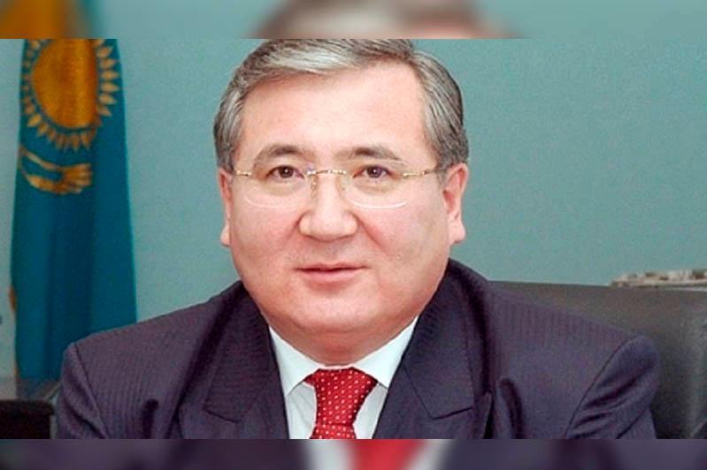 总统任命哈萨克斯坦驻吉尔吉斯斯坦大使
