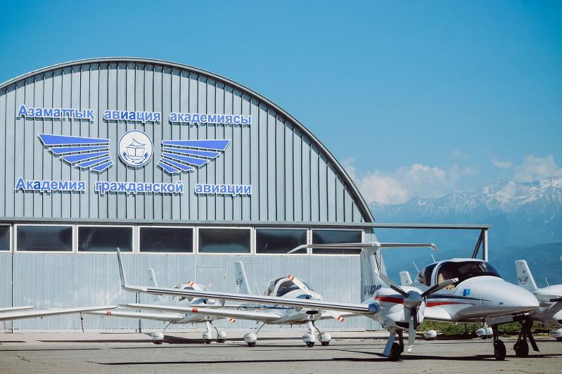 Приостановлена лицензия Академии гражданской авиации
