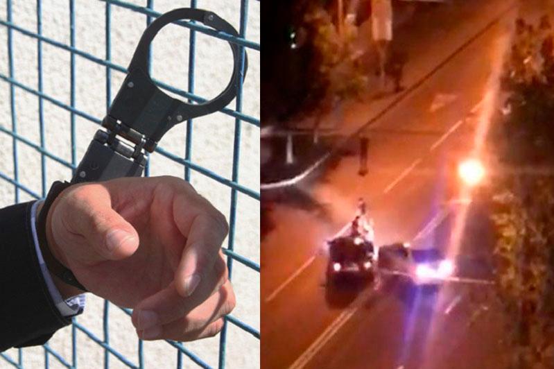 Одного из участников массового наезда на людей задержали в Алматы