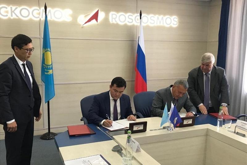 哈俄两国进一步加强在拜科努尔框架内合作
