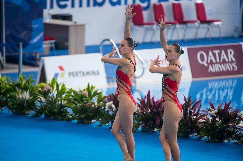 Казахстанские пловчихи примут участие в Олимпиаде-2020