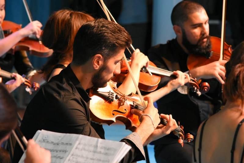 ТҮРКСОЙ жастар камералық оркестрінің концертіТүркістаннан бастау алды