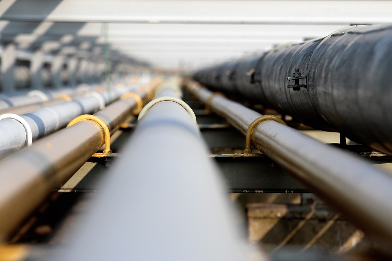 Строительство газопровода «Сарырка» полностью завершат до конца года