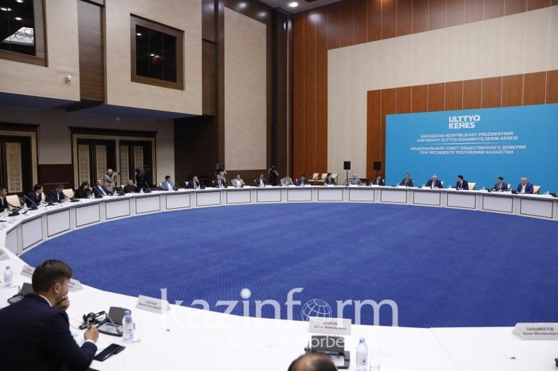 总统直属社会信任会议首届会议将于9月初举行