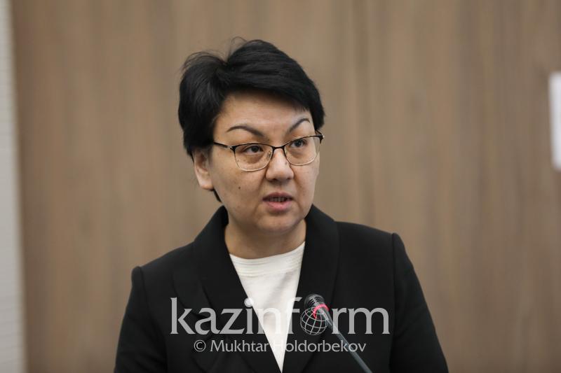 Фатима Жакыпова прокомментировала обвинения в коррупции в адрес руководства МОН