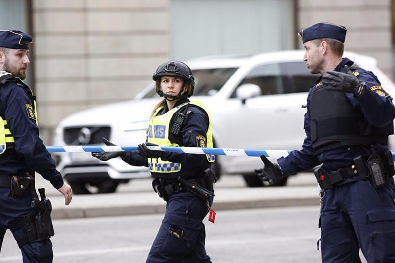 瑞典一公园发生枪击案 已致一名女子死亡