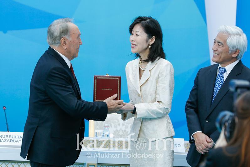 Назарбаев сыйлығының иегерлері белгілі болды