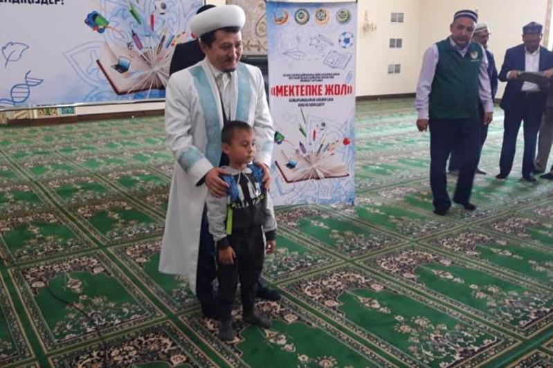 Дорога в школу: помощь на 42 млн тенге оказали костанайским детям