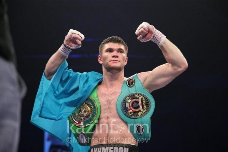 职业拳击:阿赫梅多夫将在戈洛夫金-德列维奇杨科之战中登场