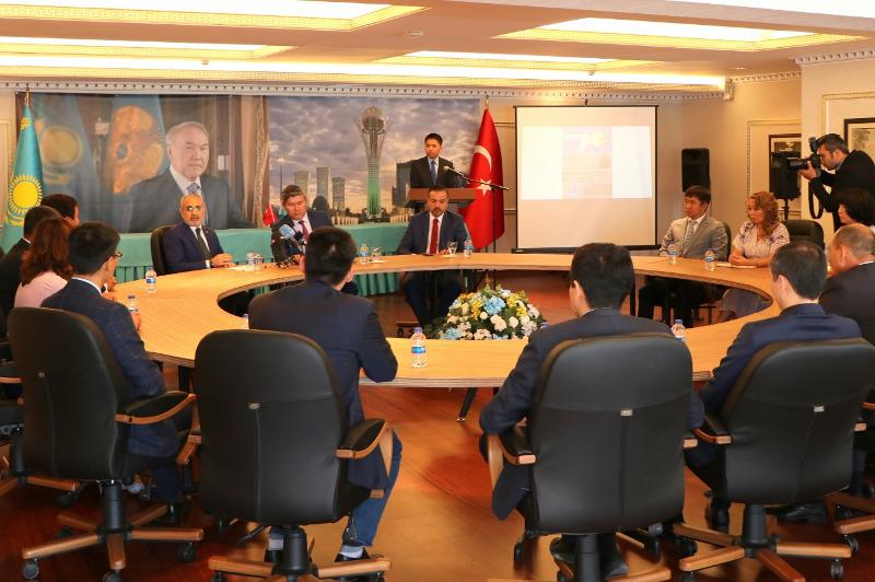 В Анкаре отметили Международный день действий против ядерных испытаний