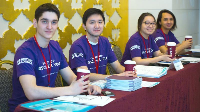 Study UK Exhibition 2019 – Call for Volunteers