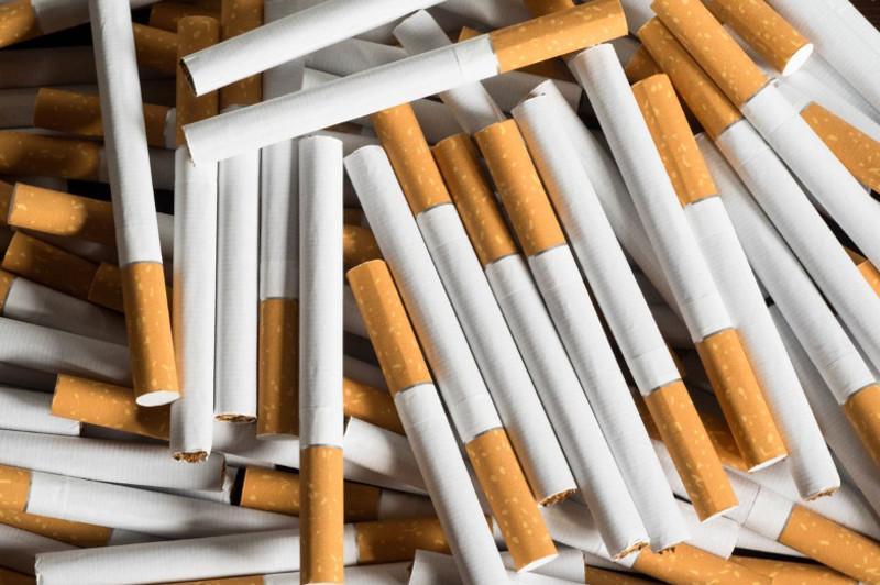 Крупную партию сигарет задержали на «Хоргосе»