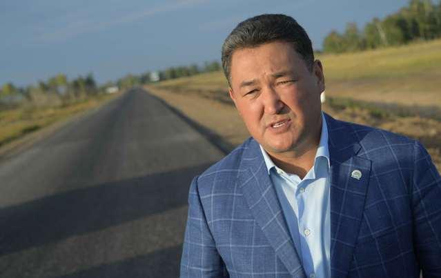 Мы изменим культуру грузоперевозок в Павлодарской области - Булат Бакауов