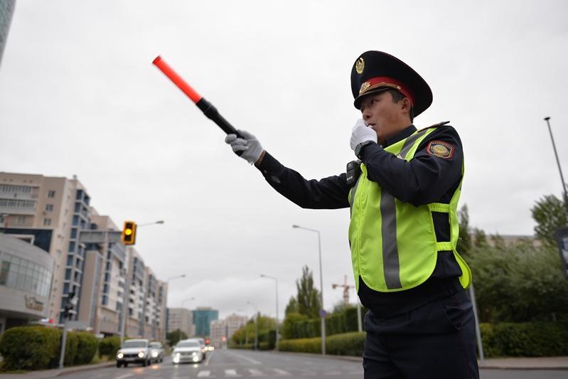 Қазақстан полицейлері алатаяқты бүгіннен бастап қайта қолданады