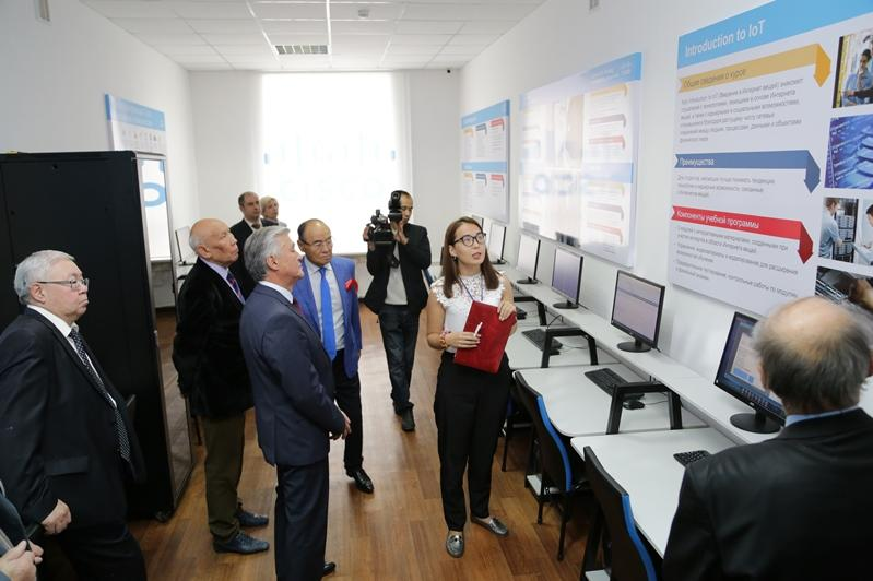 Инновационные центры и лаборатория появились в одном из вузов Караганды