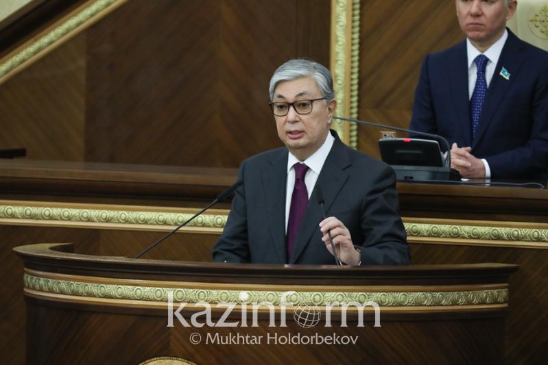 托卡耶夫:对人民做出的承诺将得到切实履行