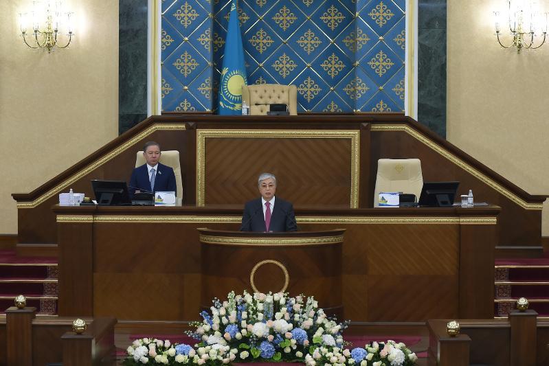 Полный текст Послания Касым-Жомарта Токаева народу Казахстана