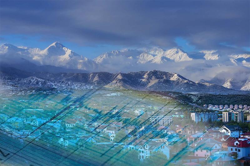 Almatyda jer silkindi